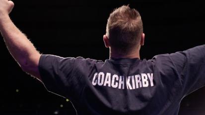 Coach Kirby Speaks